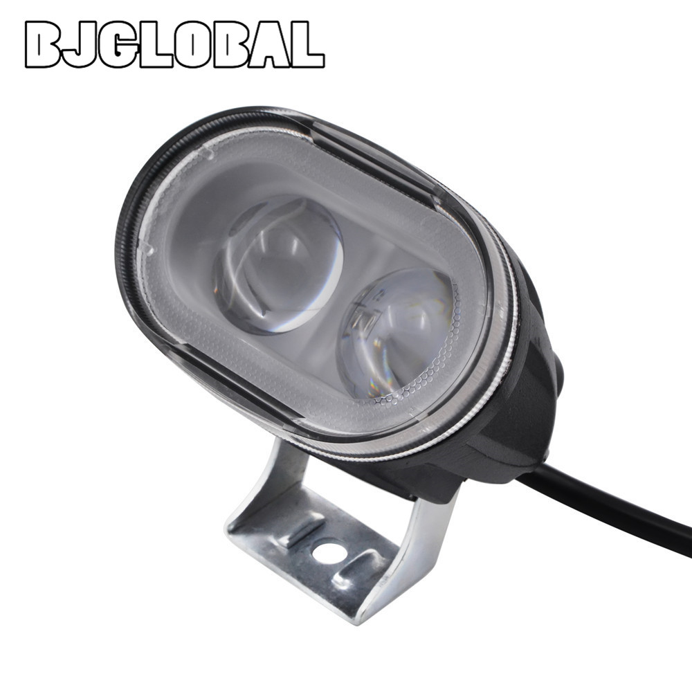 Worklight 20W Spotlight Fog Lamp Offroad Working Light For ATV SUV Motorcycle Truck Boat LED Work Light External Spot Fog Light dysc30 20w spot 20w 2000lm suv auto working light
