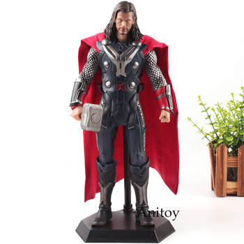 Hot Toys Marvel Figures Thor 1/6 Thor 1/6th Scale Collectible Figure PVC Crazy Toys Action Figure Collection Model Toys