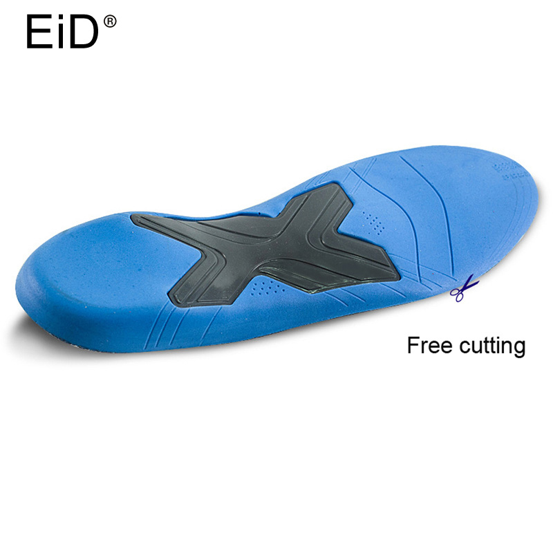 EID Flat Feet Orthotic Insoles Arch Support Orthopedic Inserts Plantar Fasciitis,Feet Pain,Pronation For Men And Women