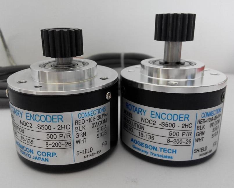 все цены на rotary encoder high quality  injection molding machine  noc-s1000-2hc   1000 pulse онлайн