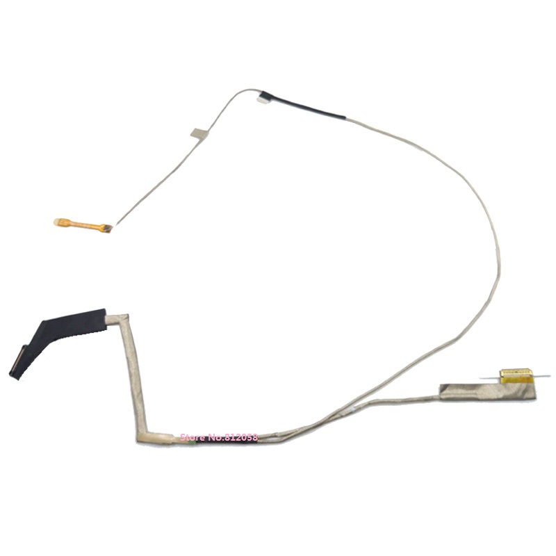 WZSM New laptop LCD LVDS Video cable For IBM Lenovo ThinkPad E440 Flex Cable P/N DC02001VDB0 wzsm new lcd video cable for lenovo thinkpad e431 laptop lcd cable dc02001kp00