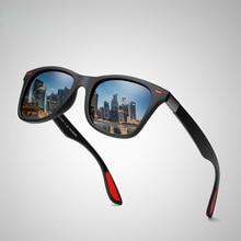 EURYALE BRAND DESIGN Classic Polarized Sunglasses Men Women Driving Square Frame Sun Glasses Male Goggle UV400 Gafas De Sol P21