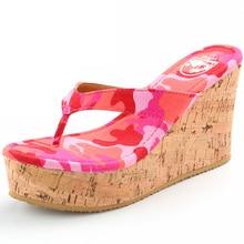 Женские босоножки Летняя обувь sapato feminino женские сандалии Босоножки на платформе Босоножки и сланцы на платформе S221