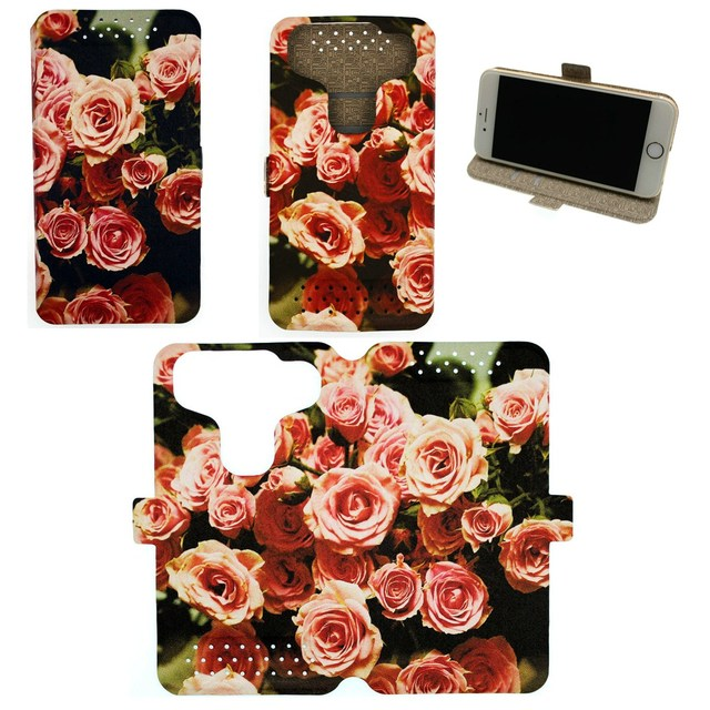 Universal Phone Cover Case for Zte N9519 Warp 7 Case Custom images MG