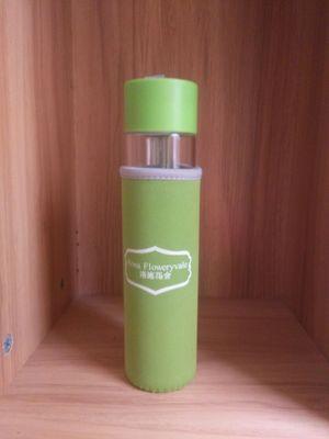2016 Высокое качество Стекла бутылку воды с чайной заварки мой напиток сывороточный протеин шейкер спорта бутл путешествия бутылки кружка