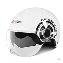 Motorcycle helmet double lens halley four seasons summer safety helmet with sunscreen capacetes motociclismo cascos para motos