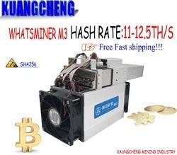 Minero BCC BCH Asic usado WhatsMiner M3X 12. 5TH/S (Max 13TH/S) con PSU económico que Antminer T9 S9 S9i S9j