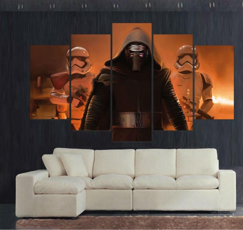2015 Kylo Ren Star Wars The Force Awakens-3