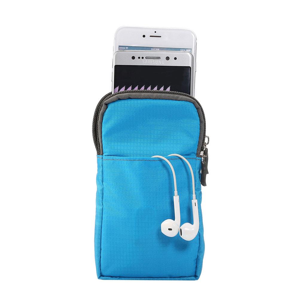 Universal Cell Phone Bag Untuk iPhone 7 6 s Ditambah Mountaineering - Aksesori dan suku cadang ponsel - Foto 2