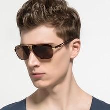 Sunglasses Men's Polarized Mirror Aluminum Alloy Frame UV400 Sun Glasses Man Classic Sunglass Good Quality Goggles Male's