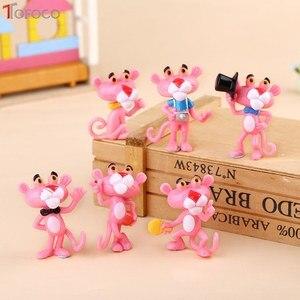 TOFOCO 6pcs/set Mini Pink Pant