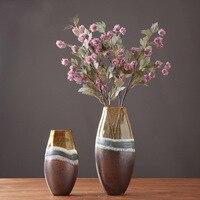 Nordic style Geometric Shape Desktop Glass Vase Flowerpot Home Hotel Decoration Accessories For Flower Plant Livingroom