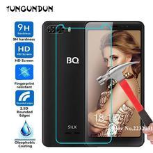 For BQ BQ-5520L Silk Glass Anti-Scratch Screen Protective Tempered Glass for BQ BQ-5520L Screen Protector Film