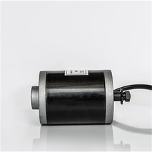 Europe and USA Style electric scooter permanent magnet high speed reversing pulley DC motor with sprocket MY6812 120W12/24/36V цена 2017