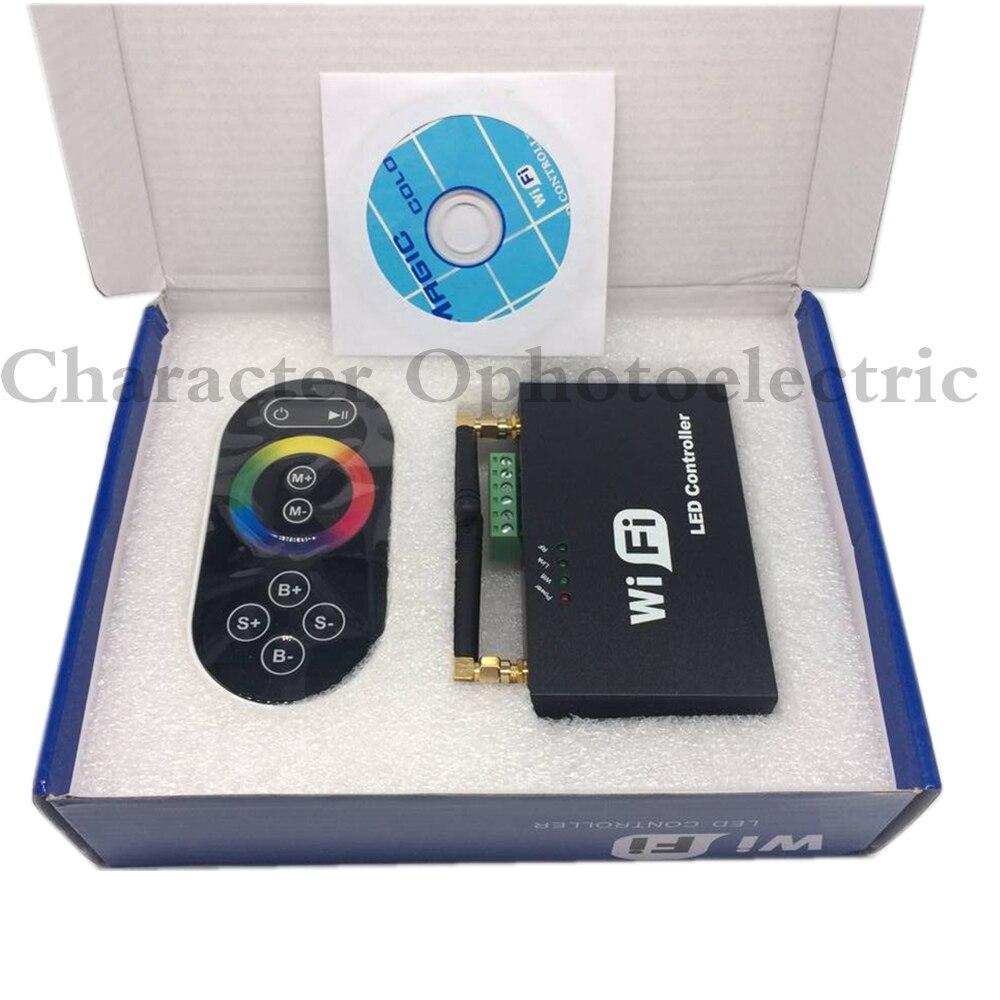Free shipping DMX512 Decoder Led Controller DC12 24V 4A 4 Channel demoder led remote conroller decoder - 3