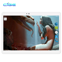 CiGe Newest 3G Android Tablet PC Tab Pad 10 Inch IPS Deca Core 4GB RAM 16GB