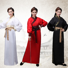 Chinese Costume Costume Han Chinese Clothing Women's Clothing Martial Arts Film Studio Taking Pictures Costumes chinese clothing care