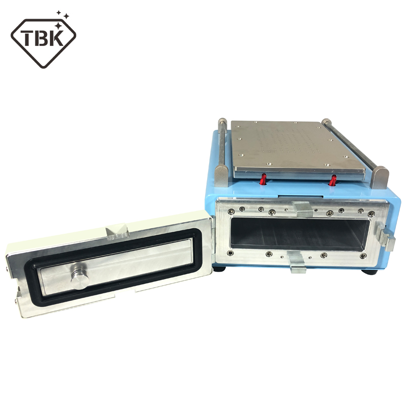 Image 3 - TBK 968C LCD Screen Separate OCA Autoclave Bubble Remove Machine bulit in vacuum pump for ipad ipone X samsung Curved screenPower Tool Sets   -