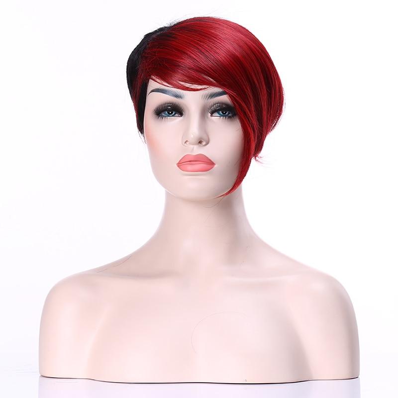 HAIRJOY Πολύχρωμες Μπάρες Μικρές - Συνθετικά μαλλιά - Φωτογραφία 6