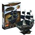 Кэндис го! Новое горячая распродажа 3D головоломки игрушки 3D бумажная модель черный жемчуг корабль месть королевы анны
