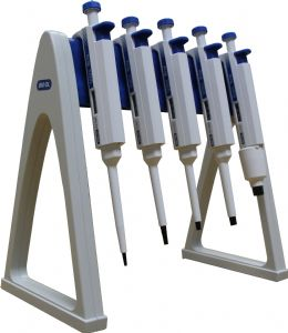 JOANLAB Pipette Rack Pipette Stander Pipetting Device Bracket In Common Use, Applicable For Dragon Lab/Biohit/Thermo/Eppendorf