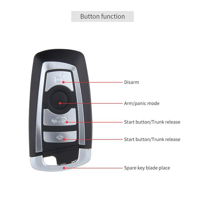 EASYGUARD PKE uzaqdan avtomatik mühərriki olan avtomobil - Avtomobil elektronikası - Fotoqrafiya 2