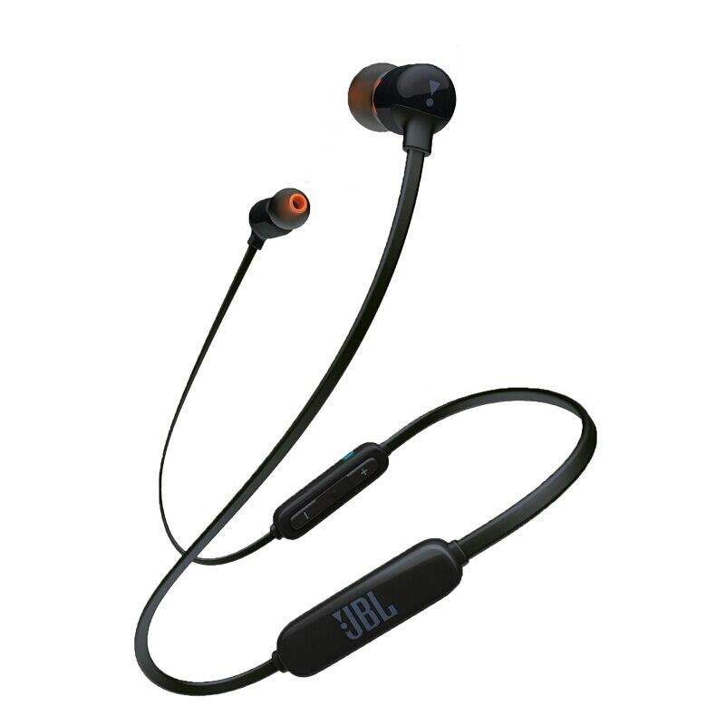 JBL T110 BT Sans Fil Bluetooth Casque In-Ear Écouteurs Sport Magnétique Casque pour jbl