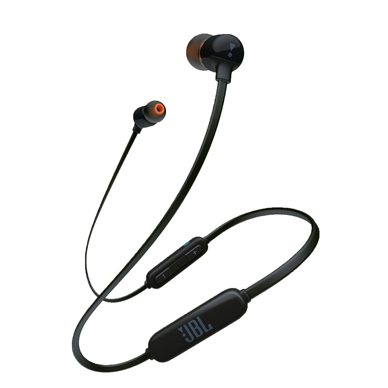 JBL T110 BT Wireless Bluetooth Headphones In-Ear Earphones Sports Magnetic Headphone for jbl цена и фото