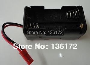 Henglong 3850-1 1/10 RC nitro Sprint Запчасти для автомобиля AA батарейный отсек/чехол для батареи
