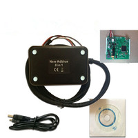 Adblue Emulator 8 in 1 super quality ablue 8 in 1 with Programing Adapter Truck Adblue Emulator