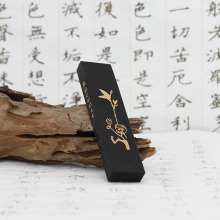 Chinese Traditional Sumi-e Ink Stick Solid Sumi ink Anhui Lao Hui Kai Wen Mo calligraphy ink Qi Yan