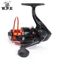 W.P.E FEEDER LAND Series 2000 3000 4000 5000 Spinning Fishing Reel Freshwater Carp fishng wheel 9+1 Ball Bearings fishing tackle|Fishing Reels| |  -