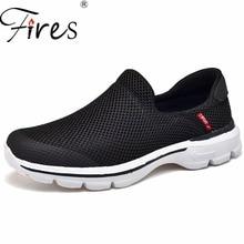 Fires Hombre Zapatillas Hombre de gran tamaño Zapatos deportivos Zapatos ligeros para caminar al aire libre Zapatillas Hombre Zapatillas zapatillas hombre deportiva