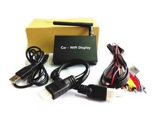 free shipment Car WIFI DISPLAY & car wifi mirror link  BOX