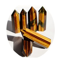 8cm 9cm 10 cm natural tiger eye stone original stone decoration healing home decoration цена