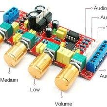 DIY kit NE5532 HIFI Preamp Amplifier Pre-amplifier Tone Boar