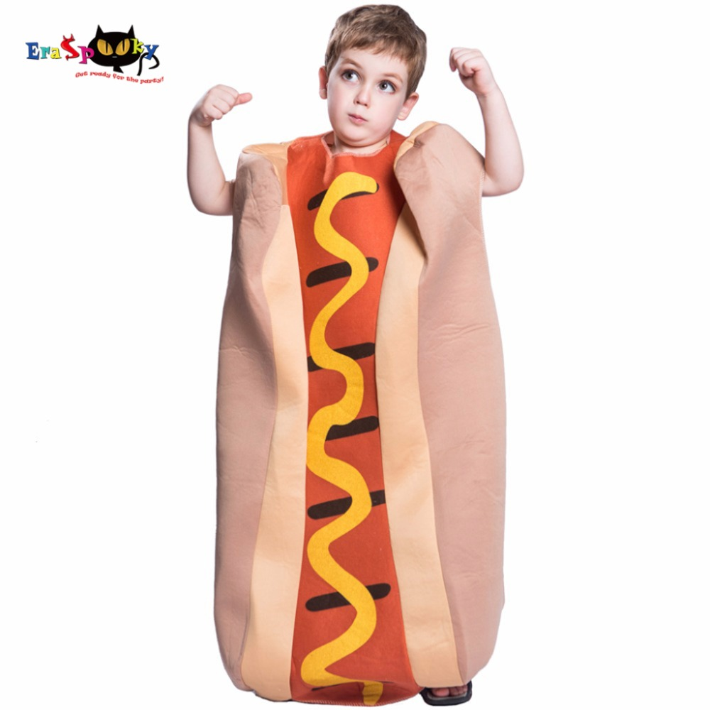 Unisex Love Live Cosplay Big Hot Dog Halloween Costumes ...