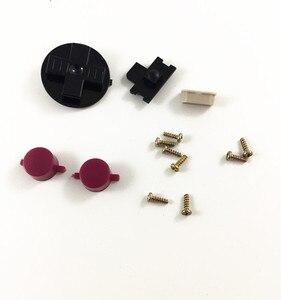 Image 5 - סט מלא קלאסי דיור פגז מקרה כיסוי Repairt חלקים עבור Gameboy GB קונסולת משחקים עבור GBO DMG GBP עם כפתורים בורג נהגים