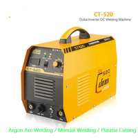 Top Selling 3 In 1 CT520 CT 520 TIG MMA Plasma Cutting Cutter Inverter DC welder welding machines with free accessories set 2