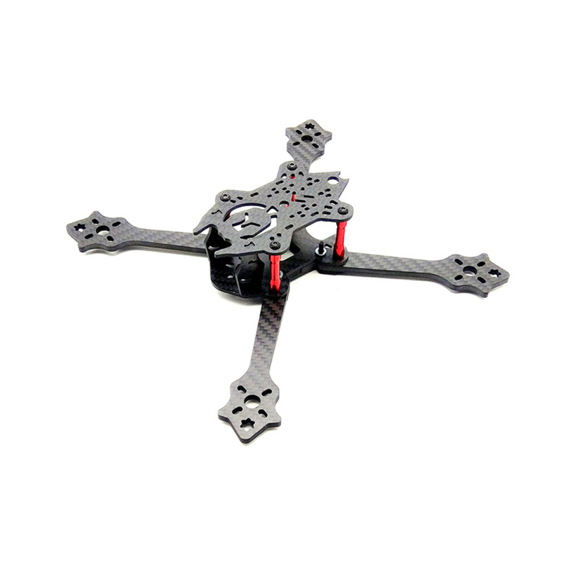 210XT 210mm Carbon Fiber FPV Racing Drone Frame Kit 4mm Arm For RC Models Multicopter Flight Controller Frame Spare Part frame f3 flight controller 2206 1900kv motor 4050 prop rc fpv drone with camera plane 210 mm carbon fiber mini quadcopter