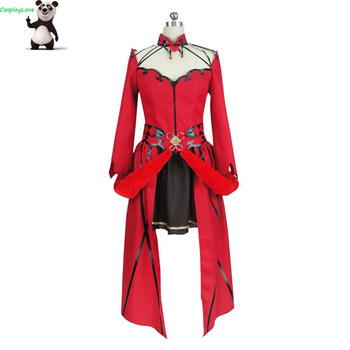 CosplayLove Fate/Grand Order Rin Tosaka Red Cosplay Costume Custom Made For Christmas Halloween