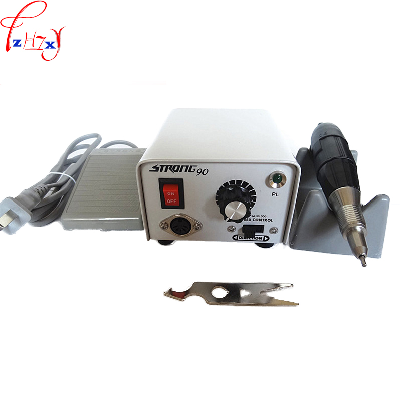 Desktop foot 90 engraving machine +102 handles, fine carving, grinding, metal processing tools 220V 65WDesktop foot 90 engraving machine +102 handles, fine carving, grinding, metal processing tools 220V 65W