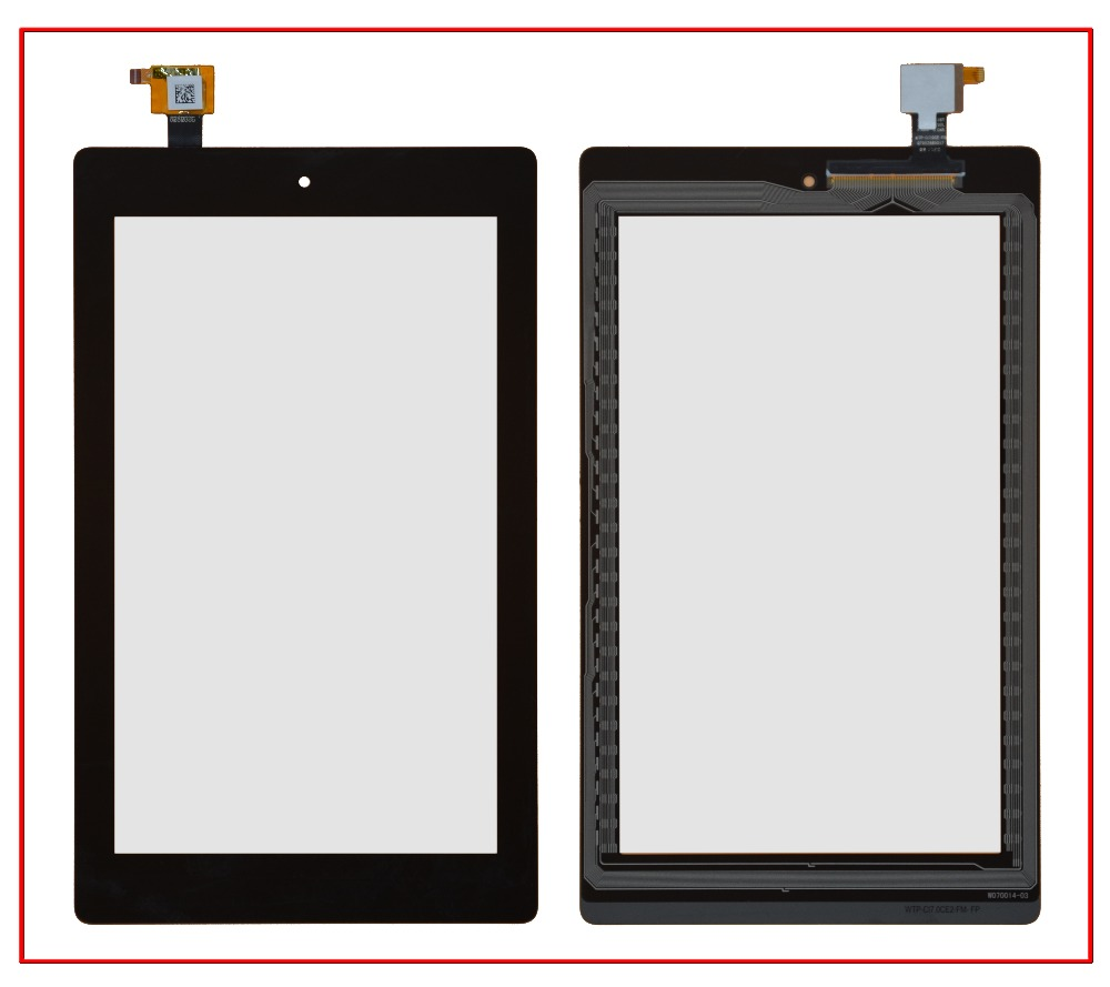 OPesea 7.0'' For Amazon Kindle Fire HD7 HD 7 2017 Tablet PC LCD Display Touch Screen Digitizer Panel Sensor Assembly