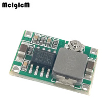 MCIGICM 200pcs Model aircraft power step down DC DC mini 360 power supply module car power super LM2596 adjustable