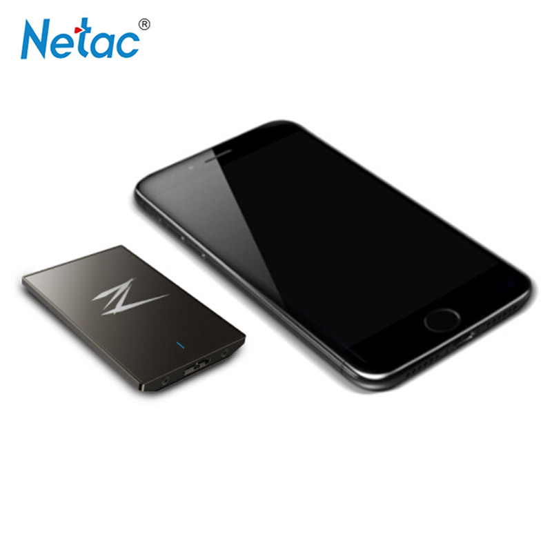 Netac Z1 SSD 128G 256 GB 512G msata hdd 2.5 SATA USB 3.0 disque dur externe disco duro externo pour ordinateur portable tablette Mac - 3