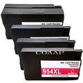 4 многоразового использования 954xl чернильный картридж для совместимых hp 954 OfficeJet Pro 8720 8710 8730 7740 7720 все в одном принтере
