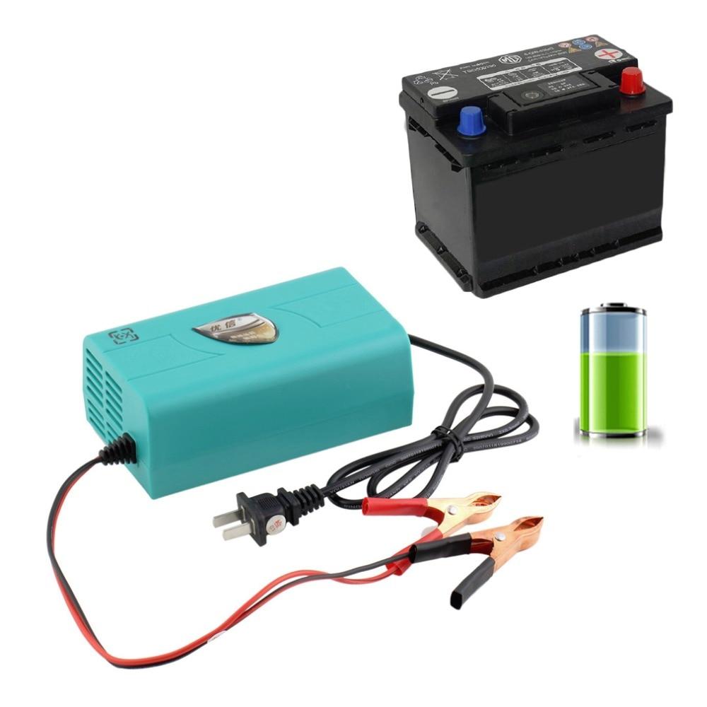Intelligent V Car Battery Charger