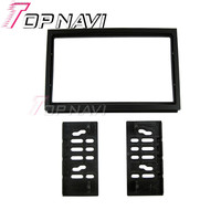 TOPNAVI Quality Radio Fascia for CHEVROLET ONIX COBALT (LHD) Stereo Interface Dash CD Trim Installation Kit