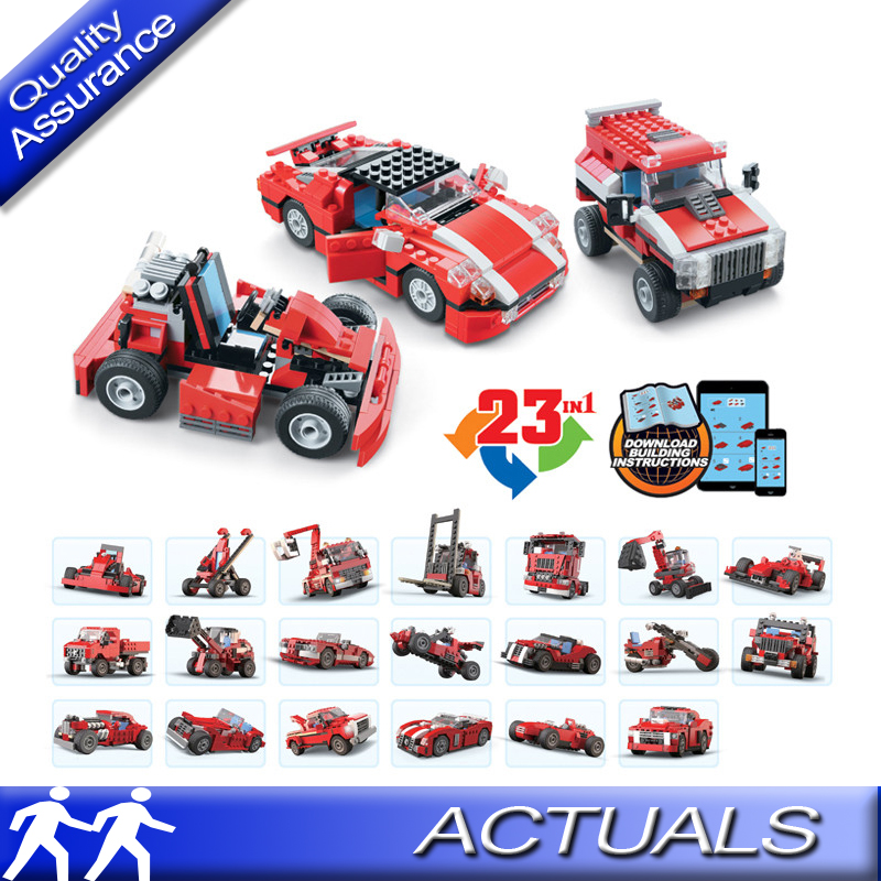 Compatible With Lego Creator 5867 Decool Architect 3110 23in1 Super