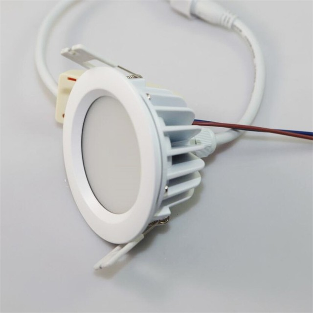 Dimbare 15 W LED Downlight AC110V/AC220V IP65 Waterdichte Badkamer ...